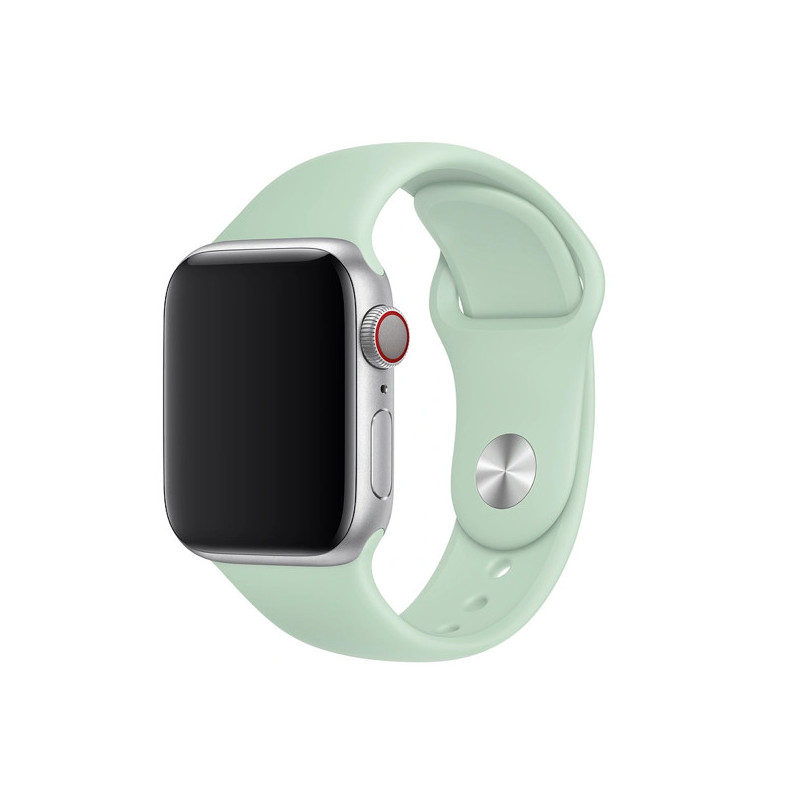 Apple - Bracelet Apple Watch 42mm / 44mm - Sport - Vert
