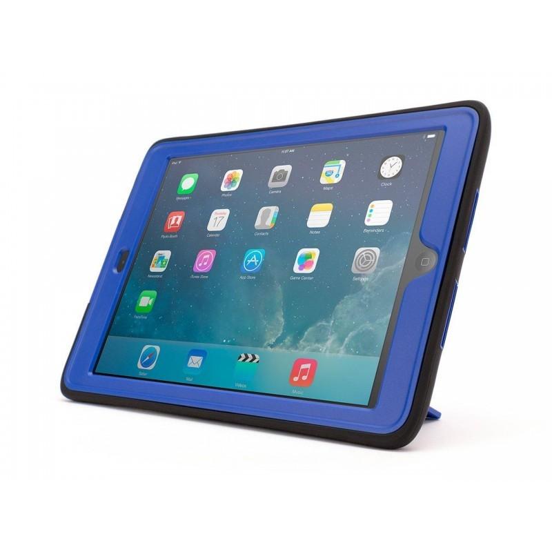 Griffin Survivor Slim étui iPad Air 1 bleu/noir