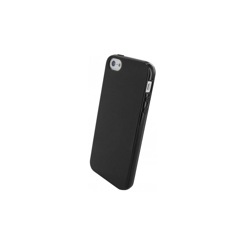 Mobiparts Essential TPU Case iPhone 5 / 5S / SE Black