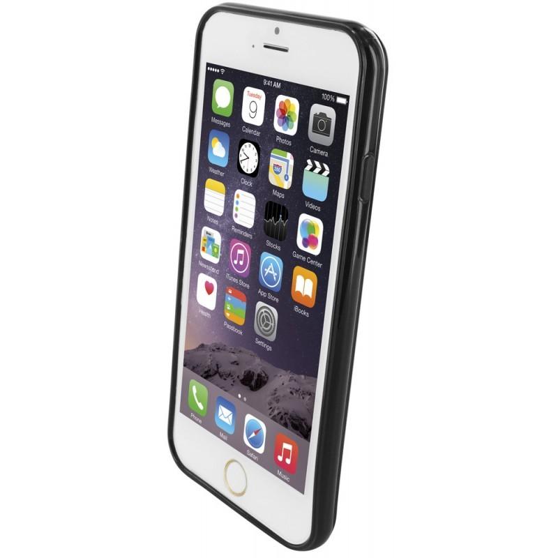 Mobiparts Essential TPU Case iPhone 6(S) zwart