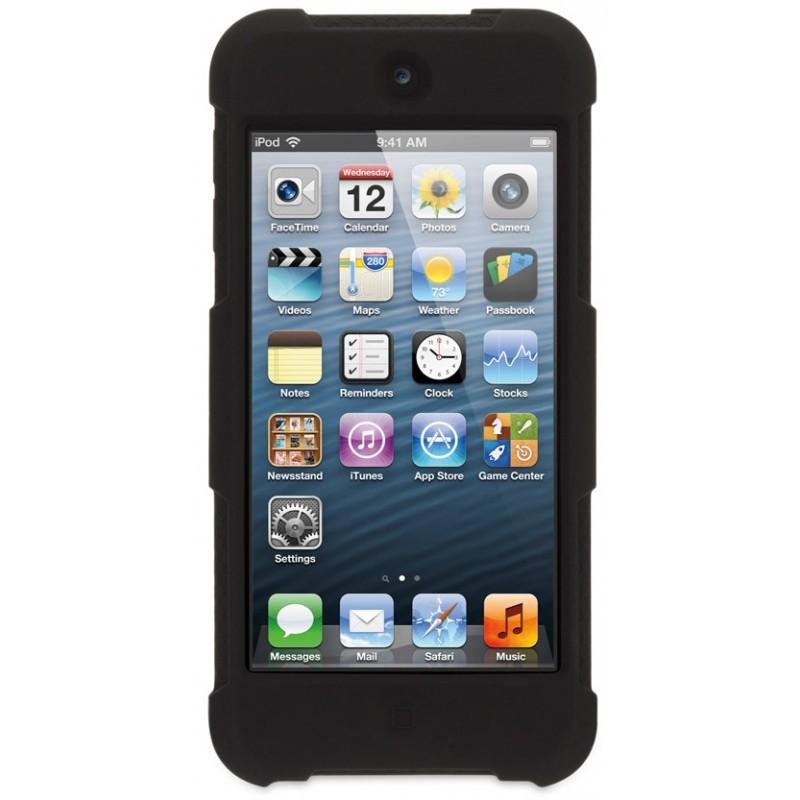 Griffin Survivor Skin étui iPod Touch 5G noir