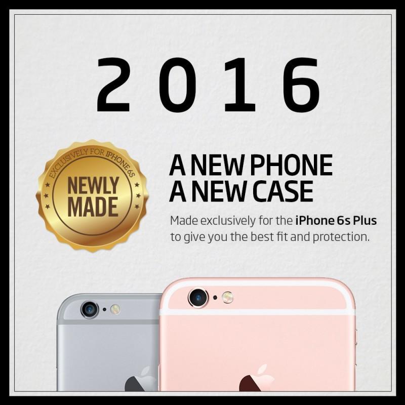 Spigen Liquid Crystal iPhone 6 Plus / 6S Plus Transparant