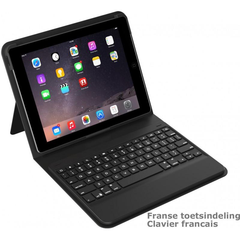ZAGG Messenger - Coque Clavier iPad Air 1 / 2 / Pro 9.7 AZERTY
