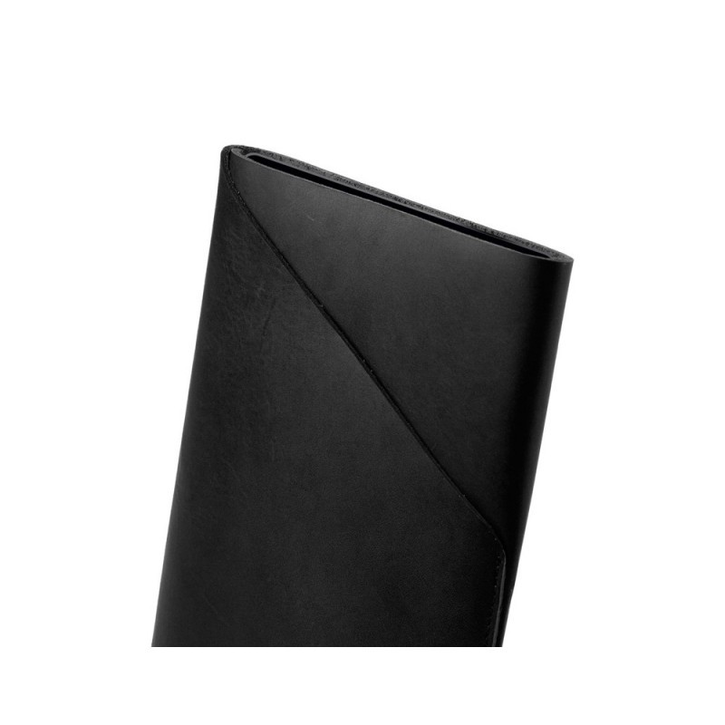 "Mujjo Slim Fit Leather Sleeve iPad Air 1 / 2 / Pro 9.7"" black"