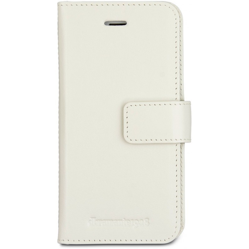dbramante1928 Lynge 2 Coque Folio - iPhone 7 / 8 / SE 2020 Blanc