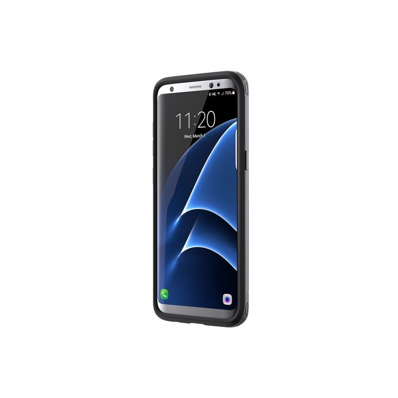 Griffin Survivor Strong Galaxy S8 Plus Noir