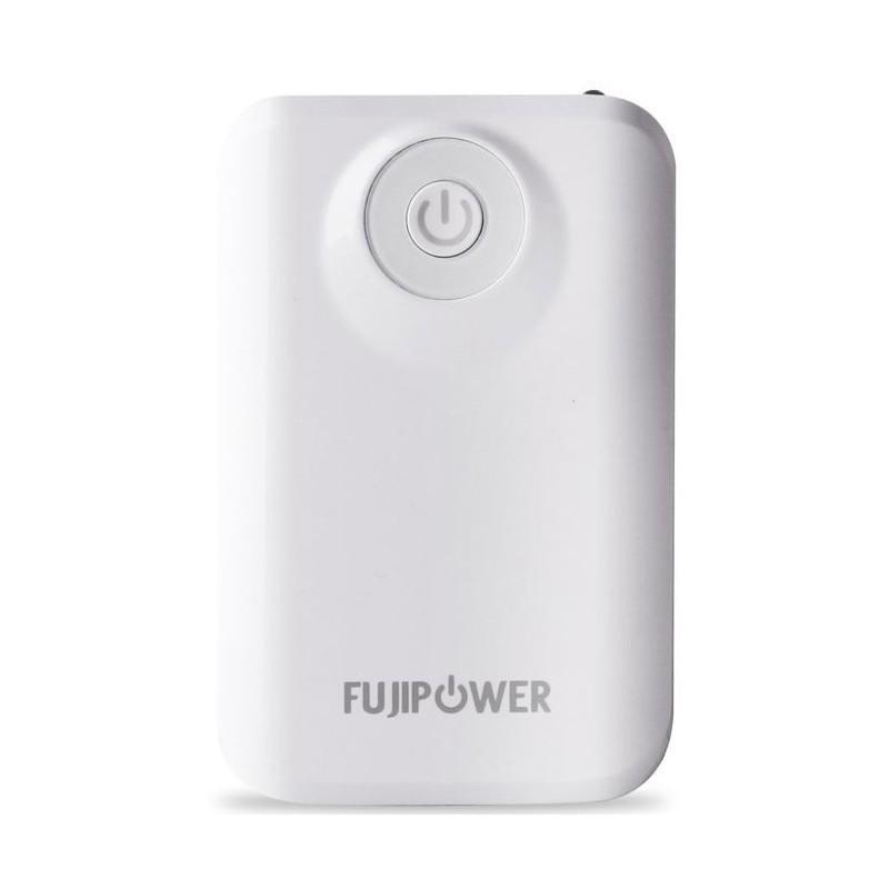Fujipower Universal Powerbank 6600 mAh 1A White