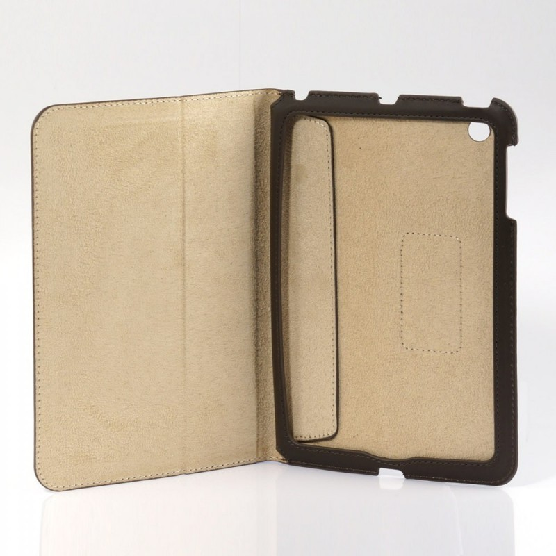Griffin Slim Booklet étui iPad Mini 1/2/3 marron