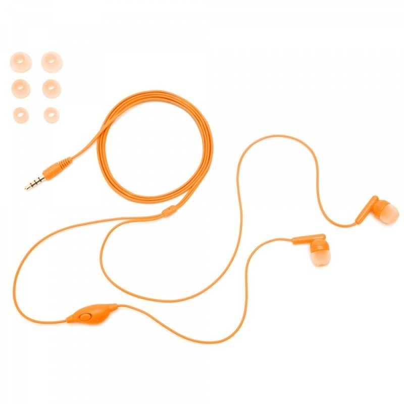 Griffin TuneBuds écouteurs intra-auriculaires Orange
