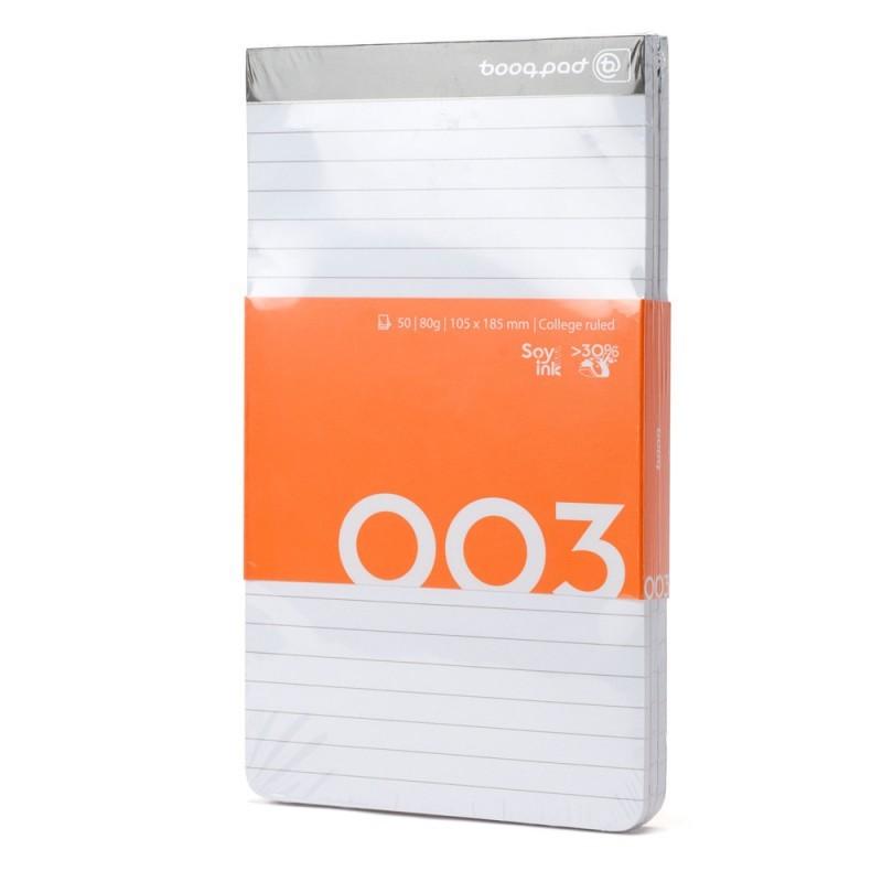 Booq Notepad for BooqPad iPad mini 1/2/3 Gelinieerd