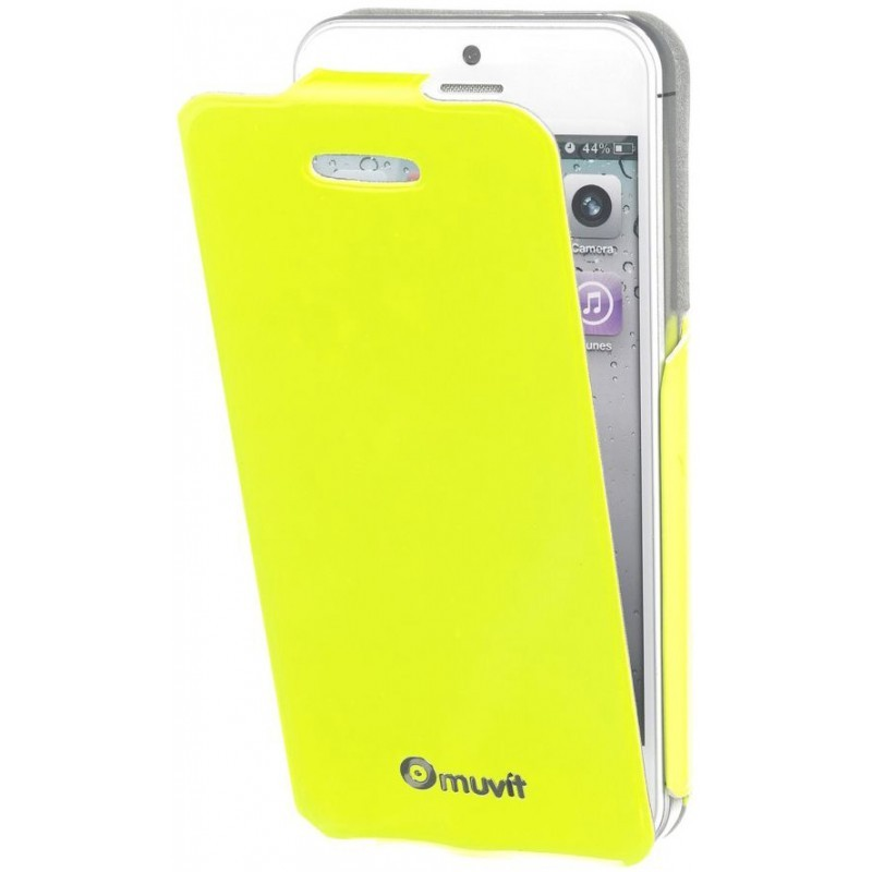 iFlip Case iPhone 5C Yellow
