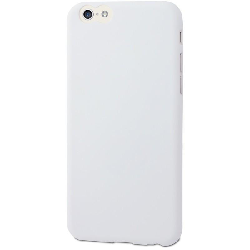Muvit ThinGel - Coque iPhone 6(S) Plus de protection - Blanc