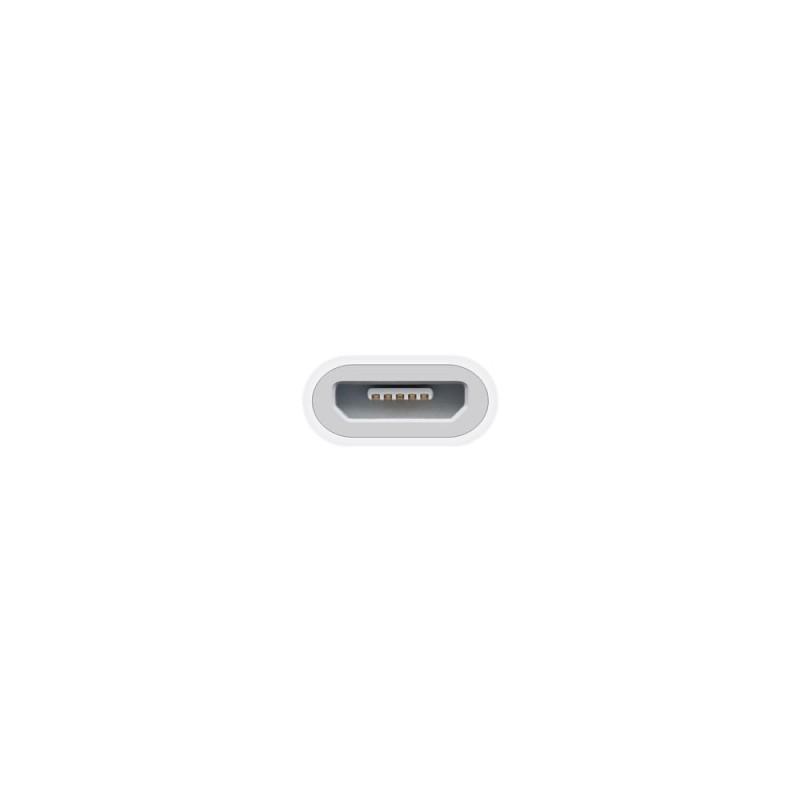 Adaptateur Apple Lightning vers Micro USB