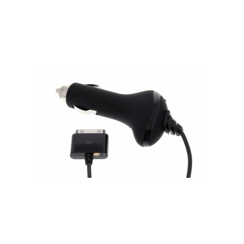 Muvit Chargeur voiture Dock 12V / 24V iPod / iPhone noir