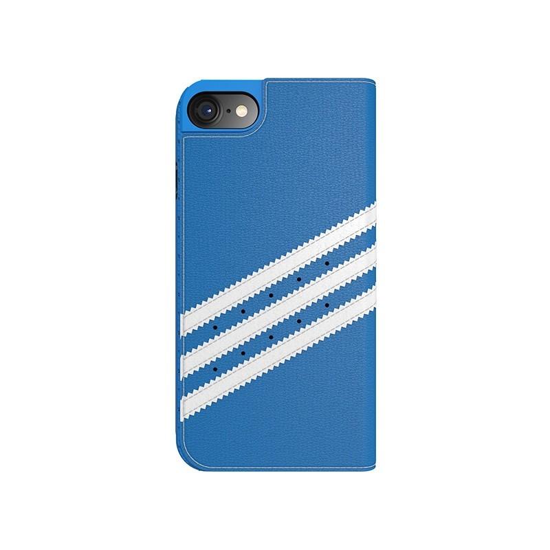 Adidas OR Booklet - Coque Folio BASIC - iPhone 7 / 8 / SE 2020 Bleue