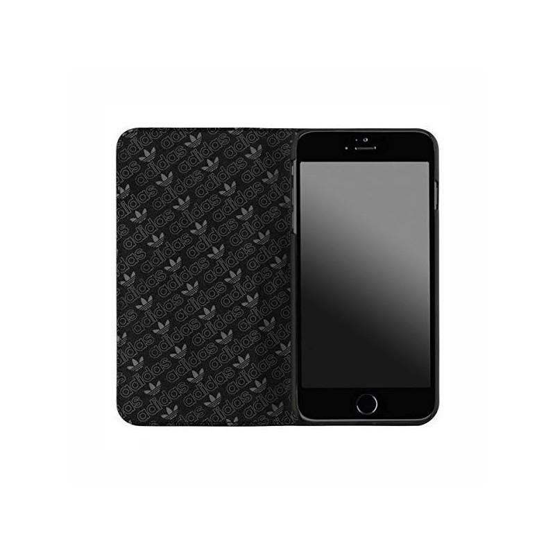 Adidas OR Booklet - Coque Folio BASIC - iPhone 7 / 8 / SE 2020 Noire