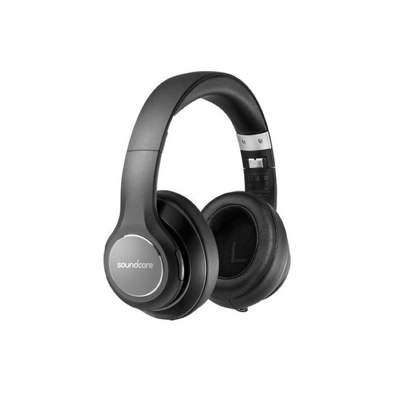 Anker Soundcore - Casque Audio Vortex Bluetooth - Noir