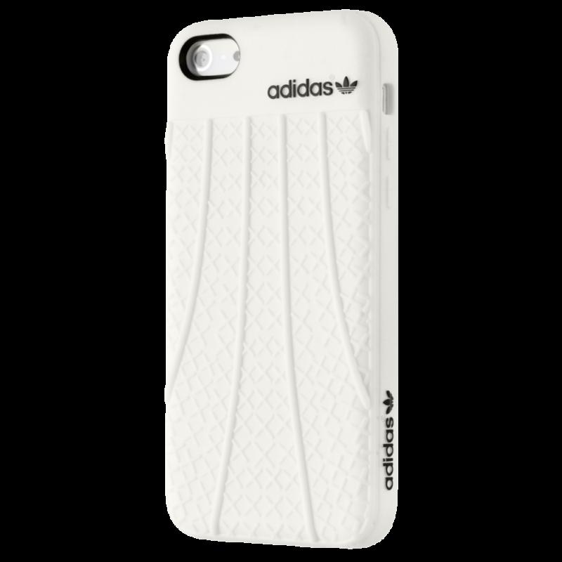 Adidas Superstar Coque Antichoc iPhone 5C Blanche
