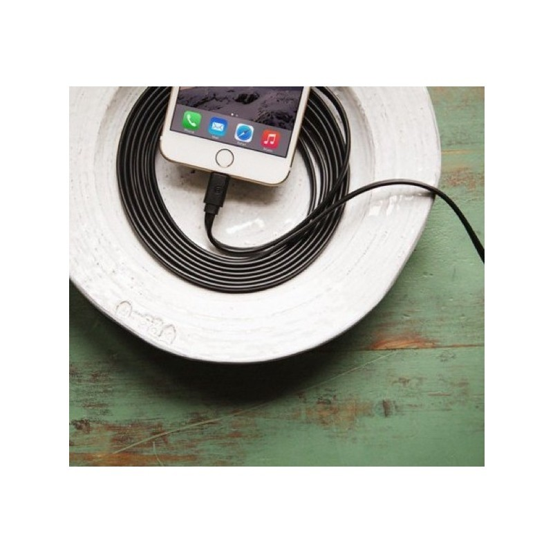 Belkin MIXIT câble Lightning vers USB C -  3 m noir