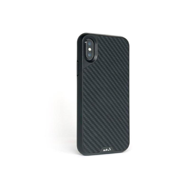 coque xs iphone carbone