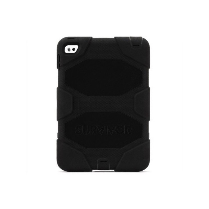 Griffin Survivor All-Terrain Hardcase Étui iPad Mini 4 / 5 noir