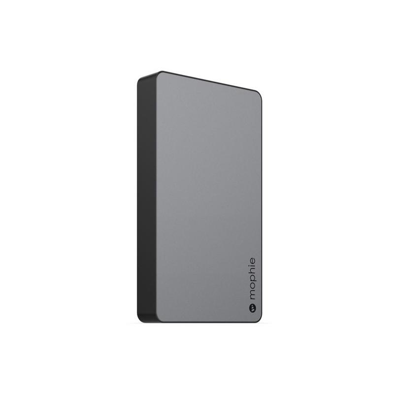 Mophie Universal Batterie Externe Recharge Rapide 6000mAh gris
