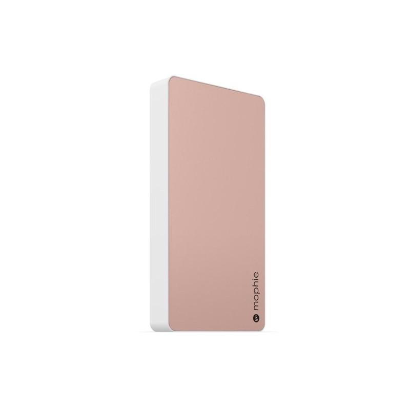 Mophie Batterie Externe Powerstation XL 10000mAh rose or