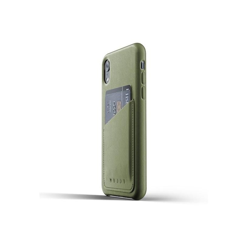 coque mujjo iphone 8
