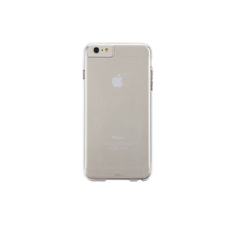 Case-Mate Barely There Coque iPhone 6(S) Plus transparante