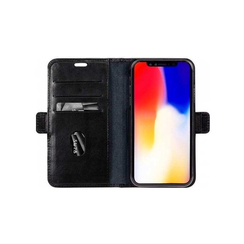 coque folio iphone xr