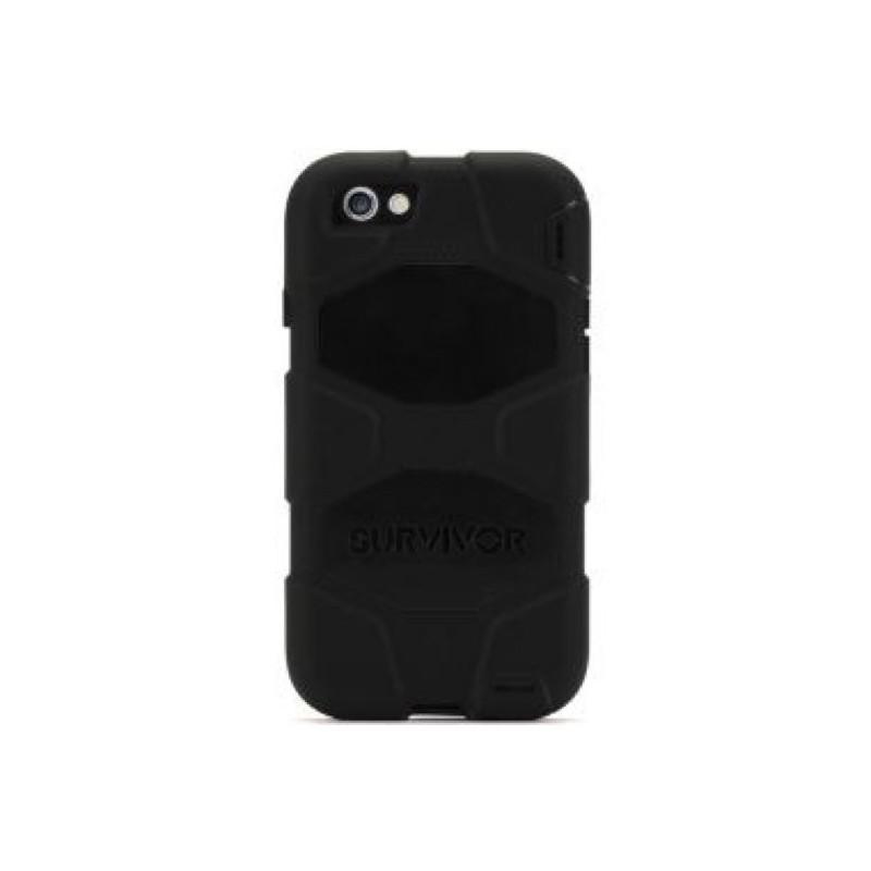 Griffin Survivor All-Terrain Étui iPhone 6(S) Plus noir