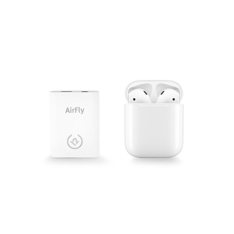 Twelve South Airfly - Adaptateurs Airpods pour avion