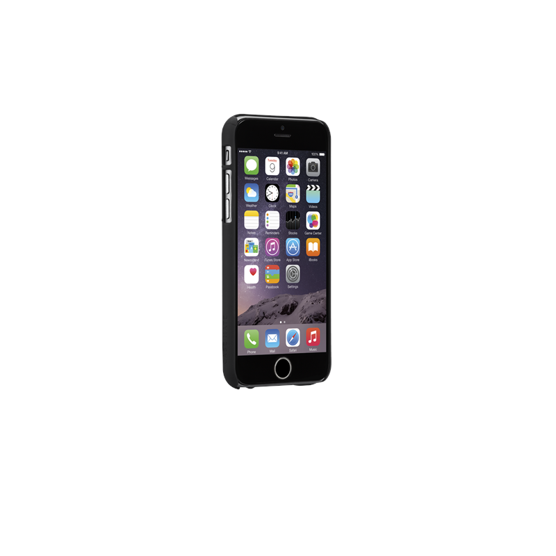 Case-Mate Barely There Coque iPhone 6(S) Plus - Noire