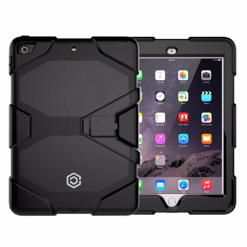 Casecentive Ultimate - Coque Antichoc - iPad 2017 / 2018 Noir