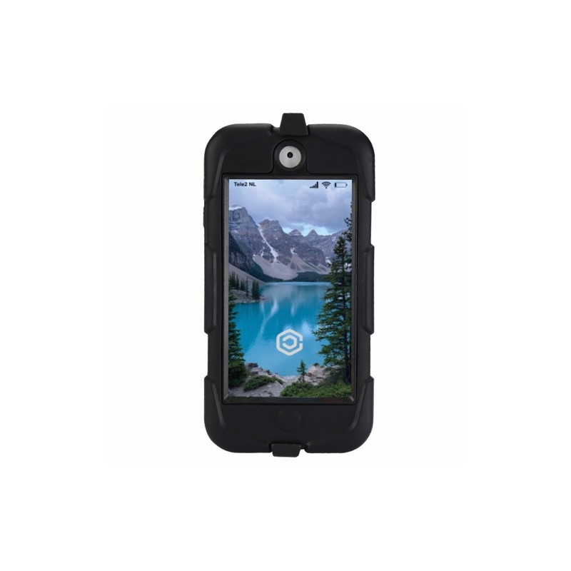 Casecentive Ultimate Coque Antichoc iPod touch 5 / 6 / 7 Noir