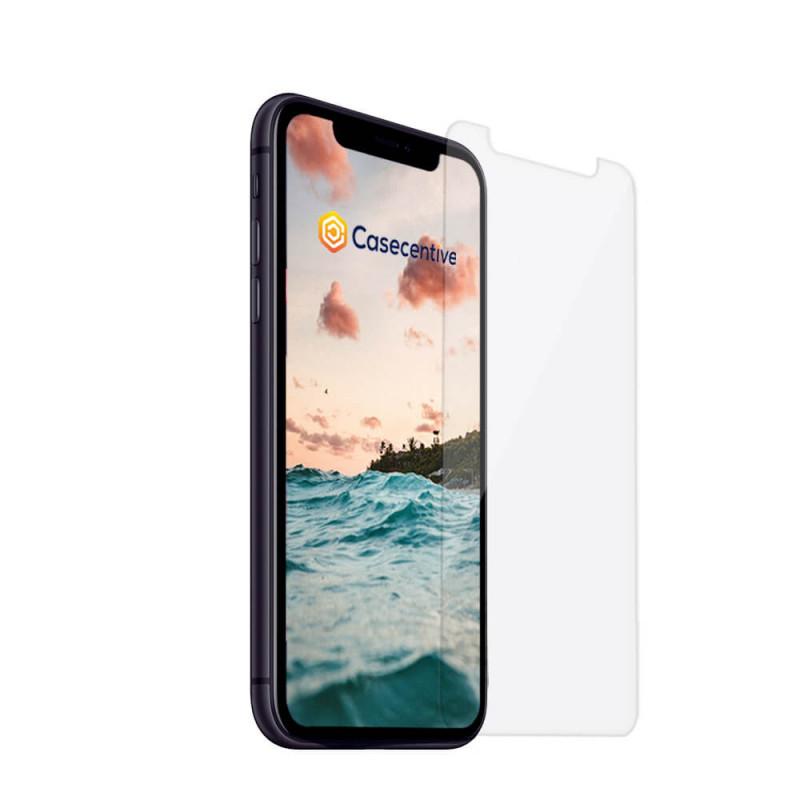 Casecentive vitre de protection 2D - iPhone 11