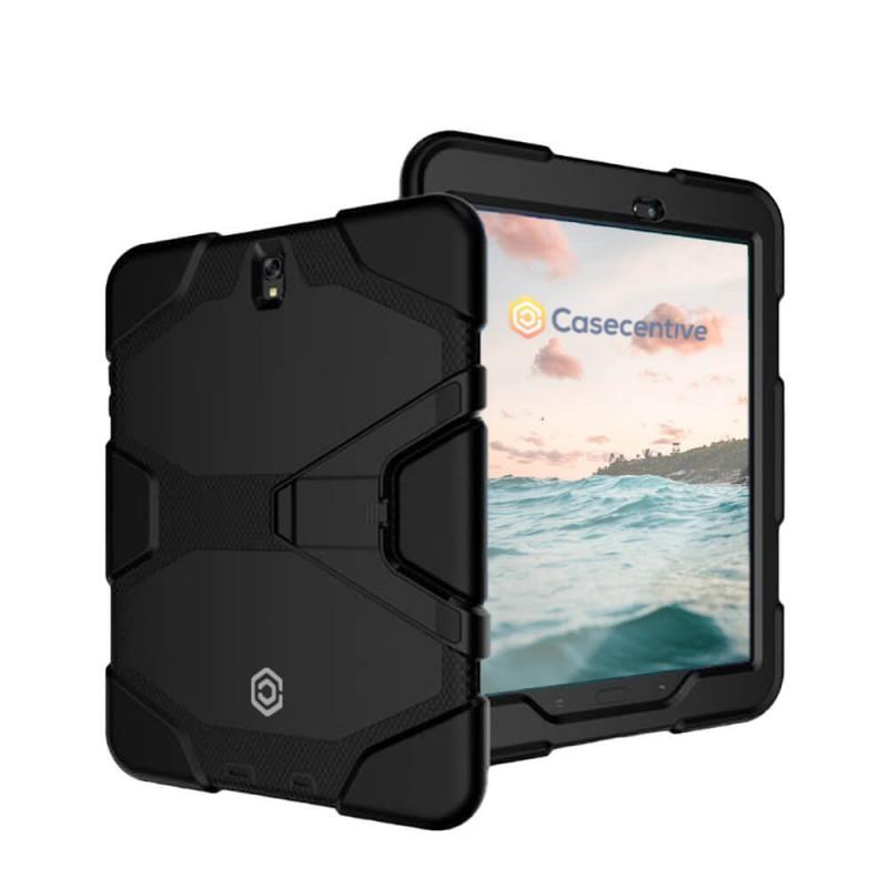 Casecentive Ultimate - Coque Antichoc - Samsung Galaxy Tab S2 8.0 Noir