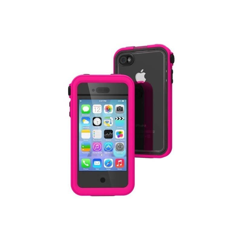 Catalyst Coque waterproof iPhone 4(S) rose