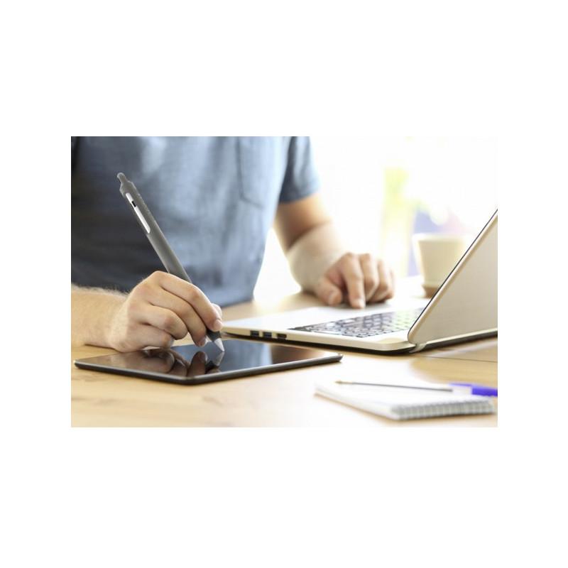 Catalyst Grip - Coque pour Stylet Apple - Gris Sidéral