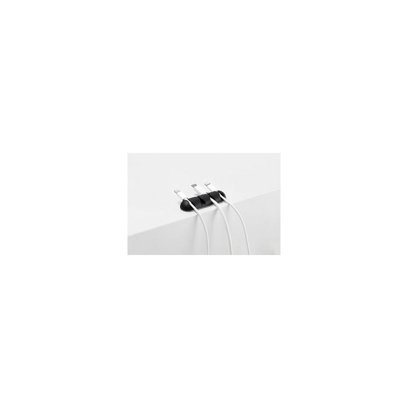 Bluelounge CableDrop Multi 2 unités noir
