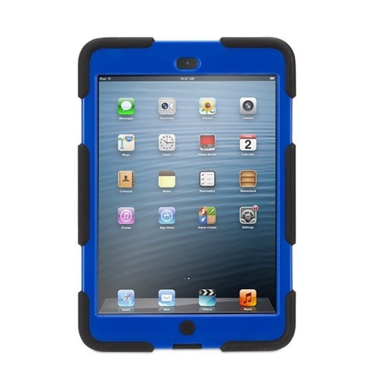 Griffin Survivor All-Terrain Étui iPad Mini 1/2/3 bleu/noir