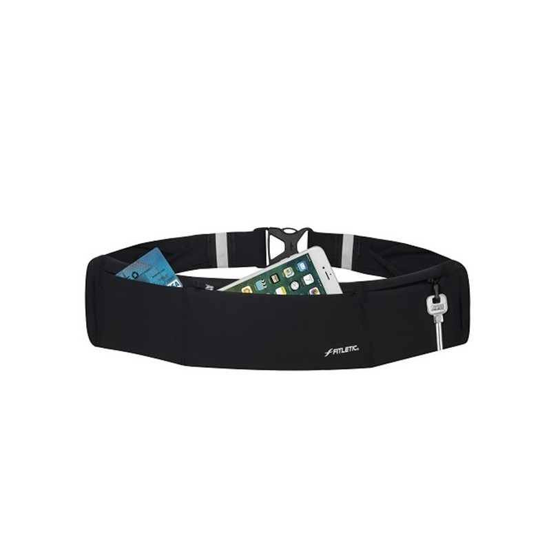 Fitletic 360 Belt Small Noir