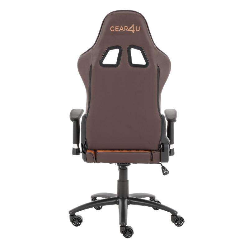 Gear4U Elite - Chaise de bureau confortable - Marron