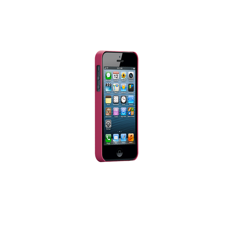 Case-Mate Barely There Coque iPhone 5(S) / SE - Rose
