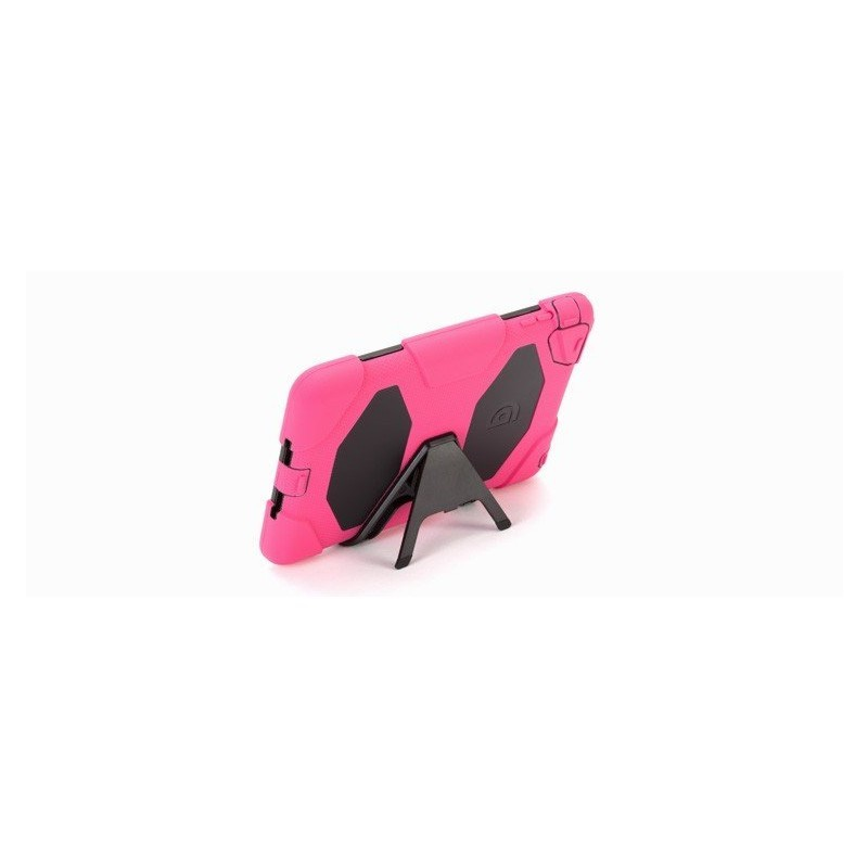 Griffin Survivor All-Terrain Étui Hardcase iPad Air 1 rosé/noir