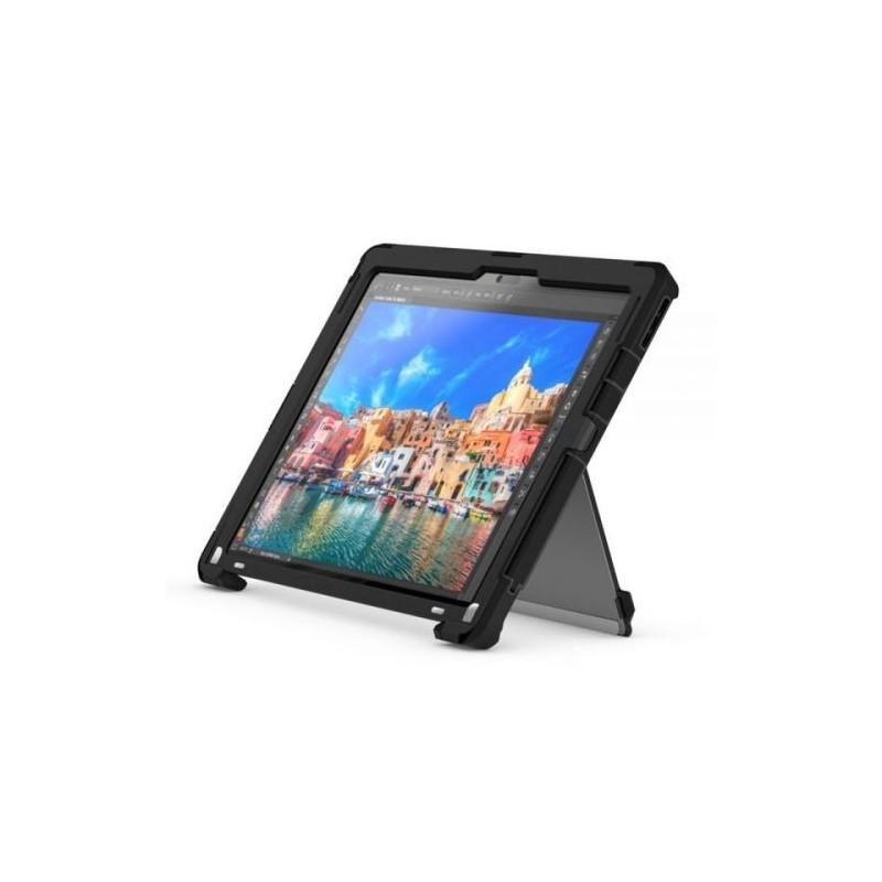 Griffin Survivor Slim étui Microsoft Surface Pro 4 gris/noir