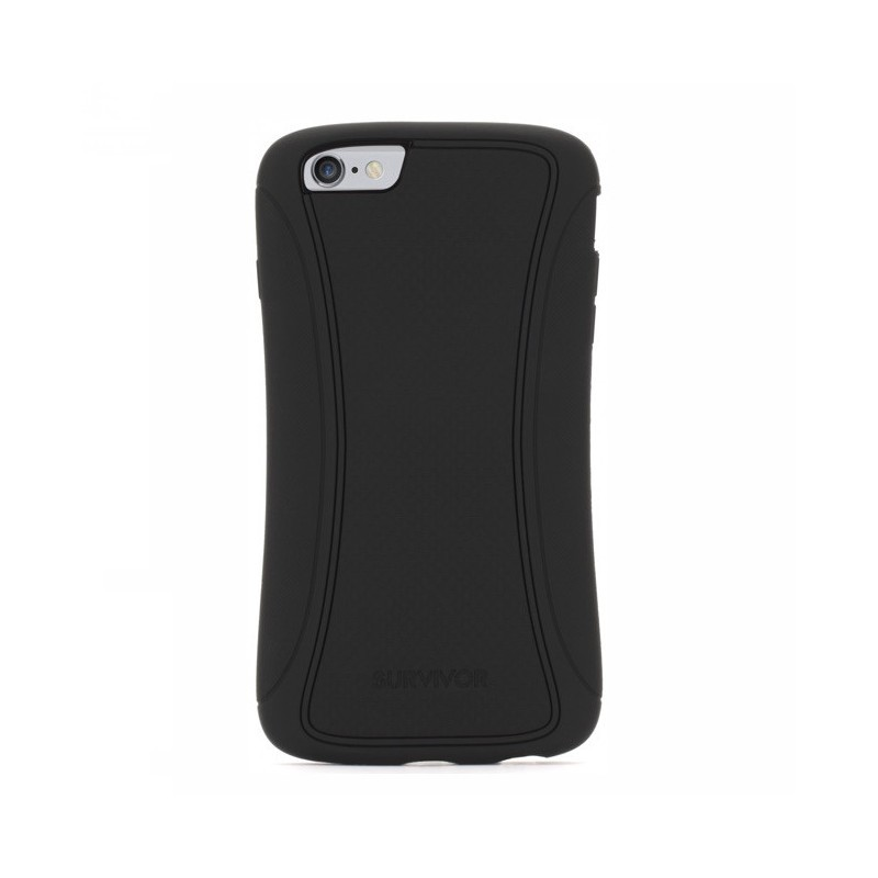 Griffin Survivor Slim - Coque iPhone 6(S) Plus - Noir