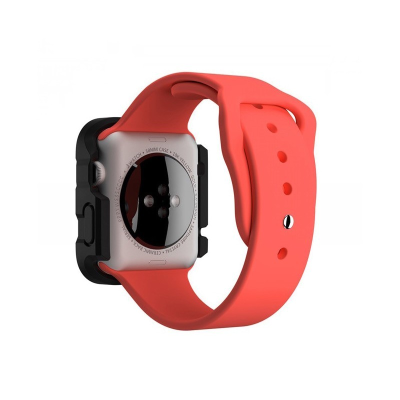 Griffin Survivor étui Apple Watch 38mm Rouge