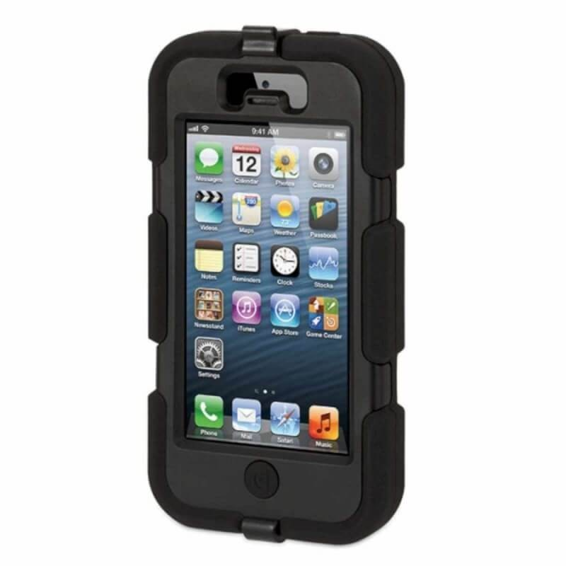 Griffin Survivor All-Terrain Étui iPhone 6(S) noir