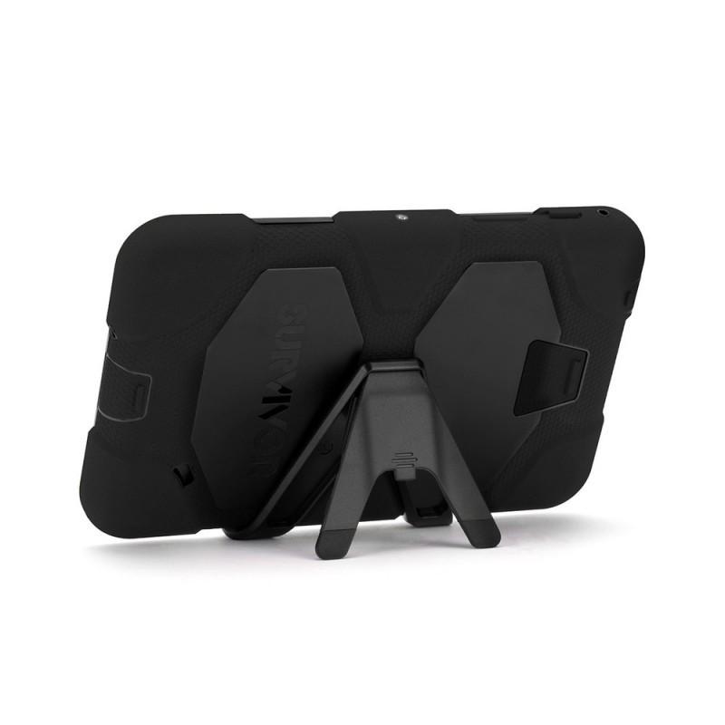 Griffin Survivor All-Terrain Étui Hardcase Galaxy Tab 4 7.0 noir